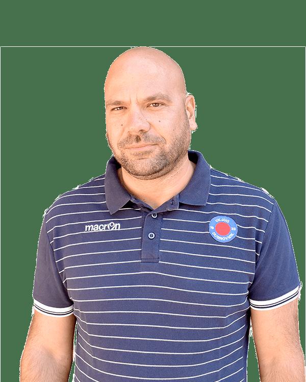 Đani Pecotić - Pomoćni trener seniora