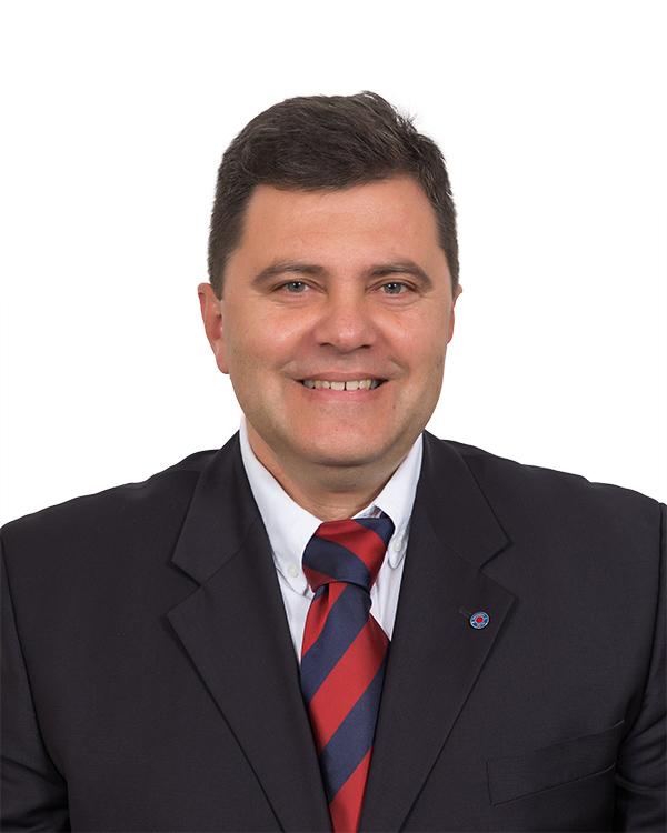 Luko Musladin - Član Uprave