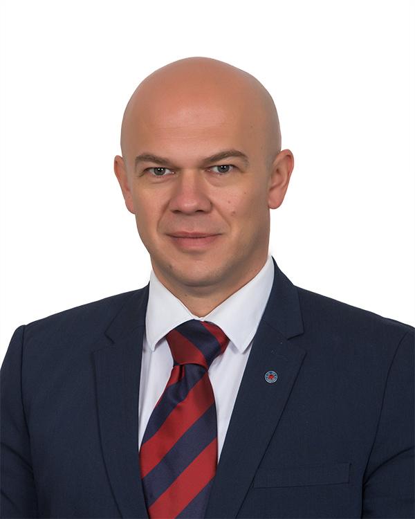 Stjepan Vojinić - Član Uprave