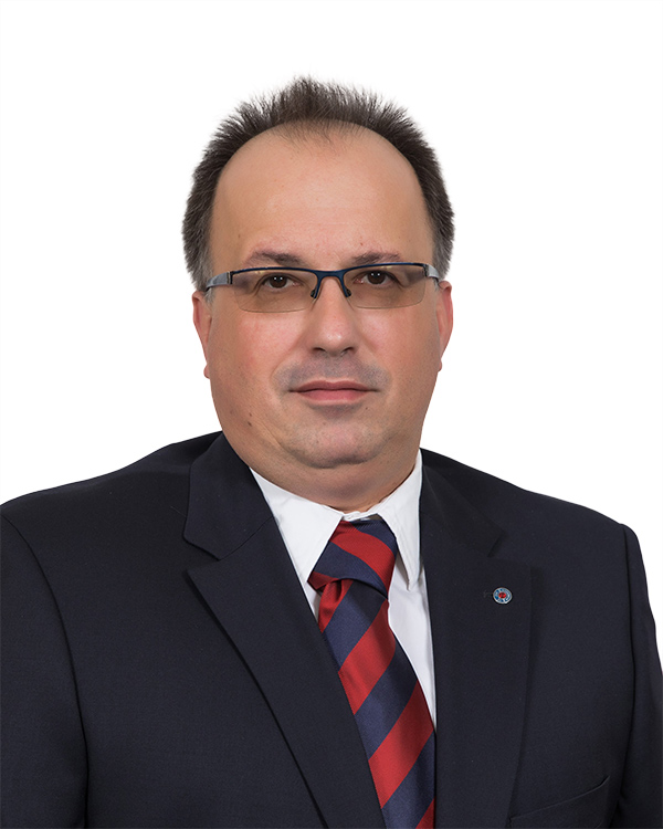 Željan Konsuo - Dopredsjednik