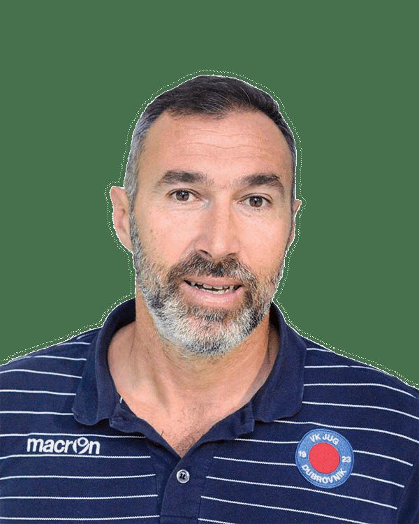 Miho Bobić - Trener mlađih juniora