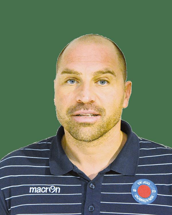 Željko Vukčević - Trener nada