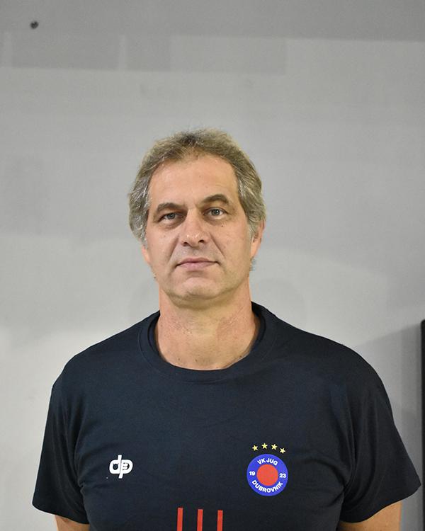 Aljoša Lončarić - Trener kadeta