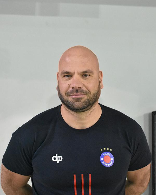 Đani Pecotić - Pomoćni trener seniora i trener juniora