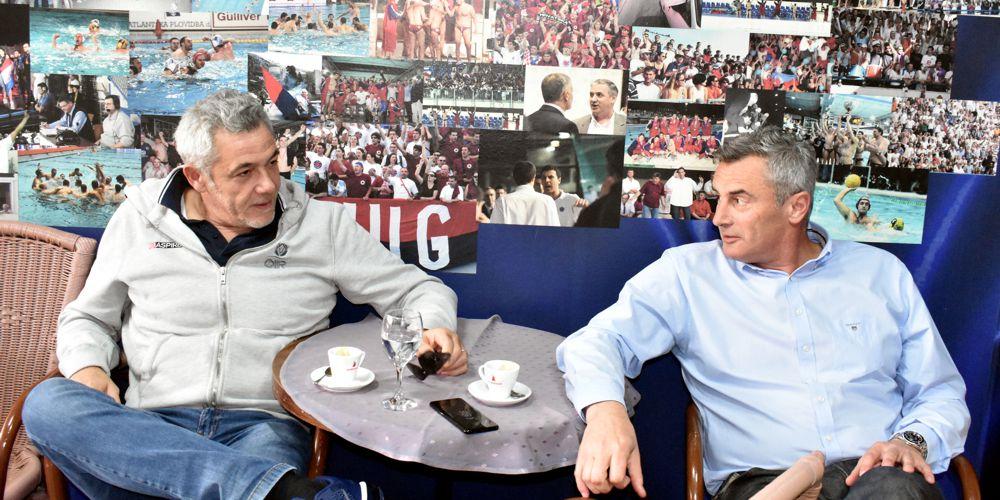 Sandro Bovo i Ognjen Kržić