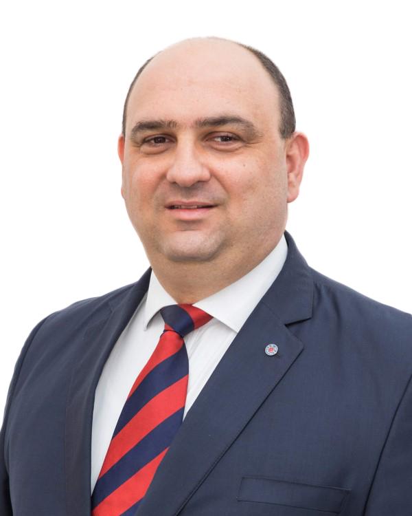 Srđan Benić - Član Uprave
